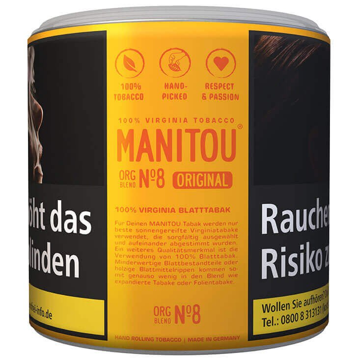 Manitou Organic Blend No. 8 Gold 80g