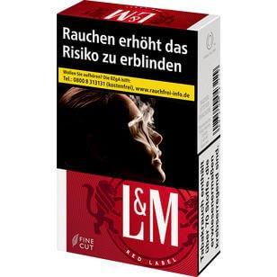 L&M Red Label 6,80 €