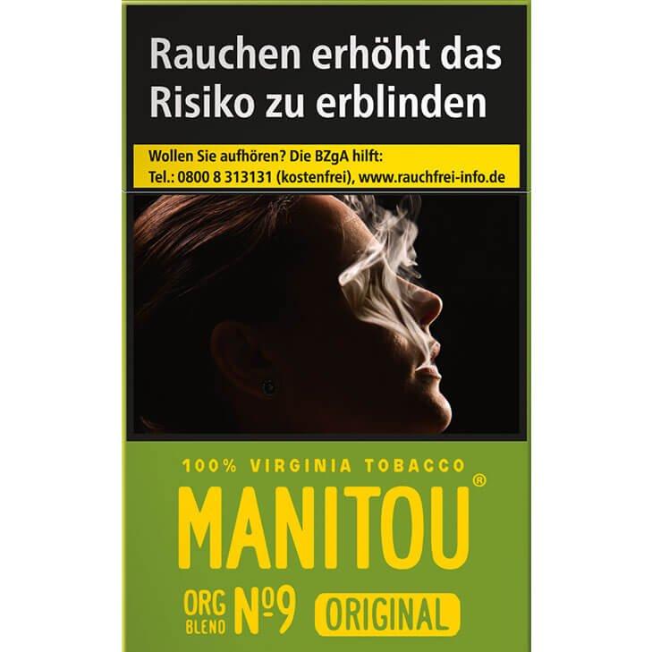 Manitou Organic Blend No.9 Green 6,90 €