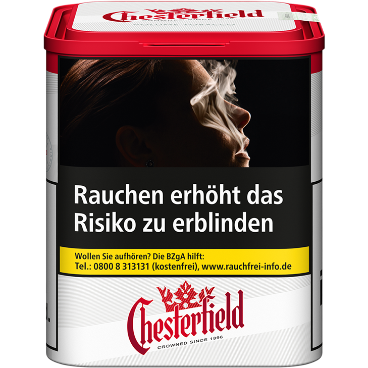 Chesterfield Red Volume Tobacco 60g