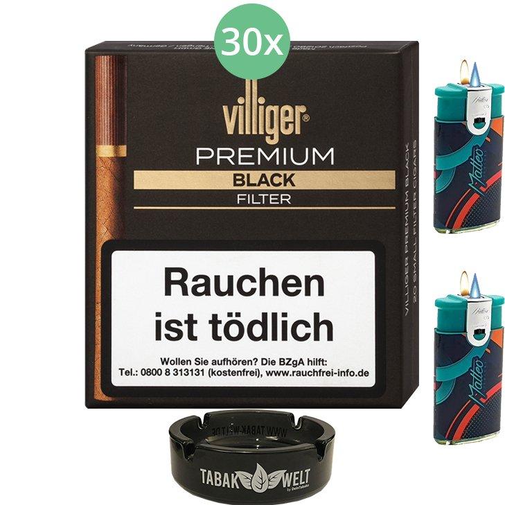 Villiger Premium Black Filter 30 X 20 Stück