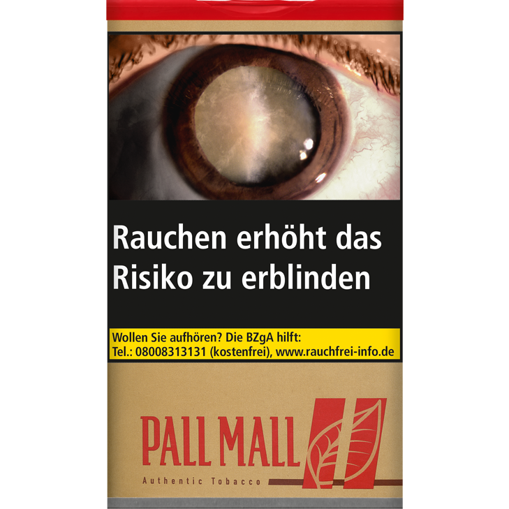 Pall Mall Authentic Red 55g