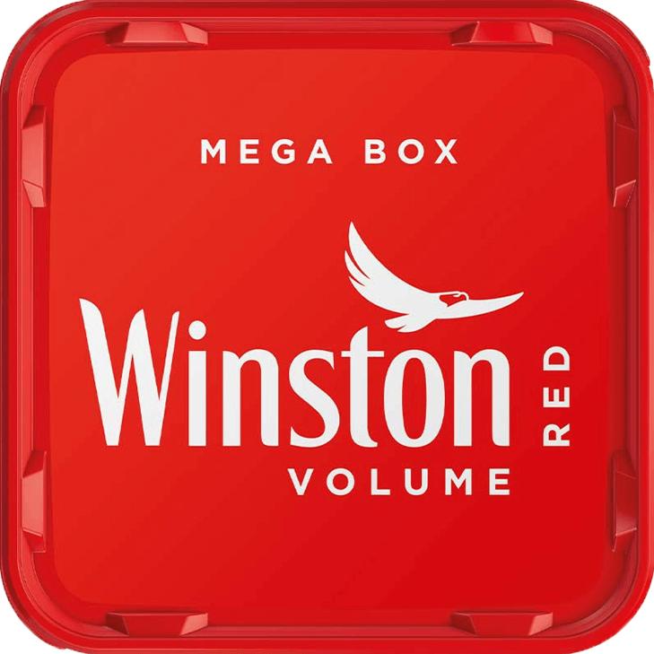 Winston Volume Red 155g