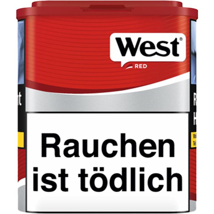West Red Volume Tobacco 42g