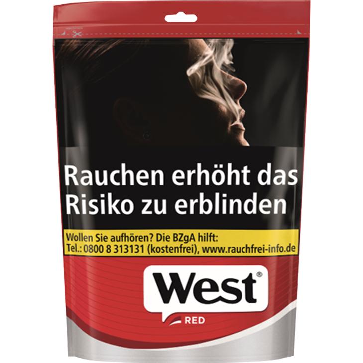 West Red Volume Tobacco 125g
