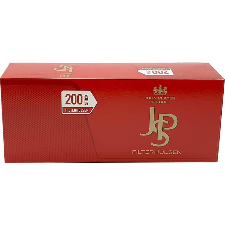 JPS John Player 5 x 119g mit 1000 King Size Hülsen