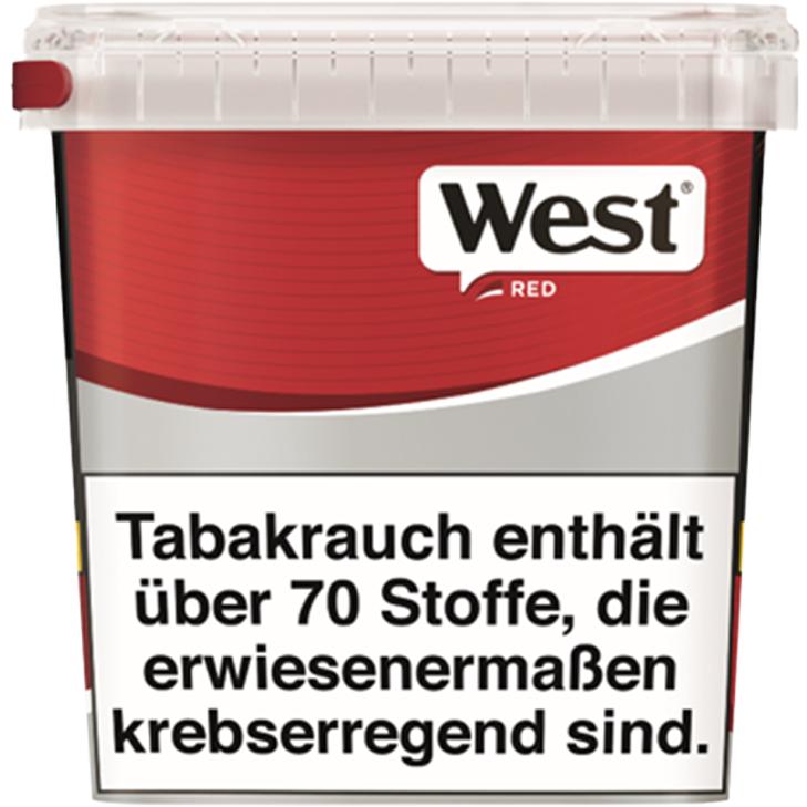 West Red Volume Tobacco 260g