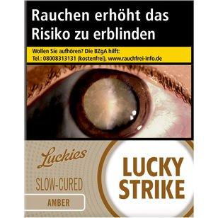Lucky Strike Amber 12 €