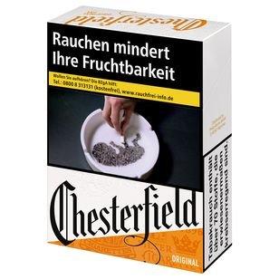 Chesterfield Original 8 €