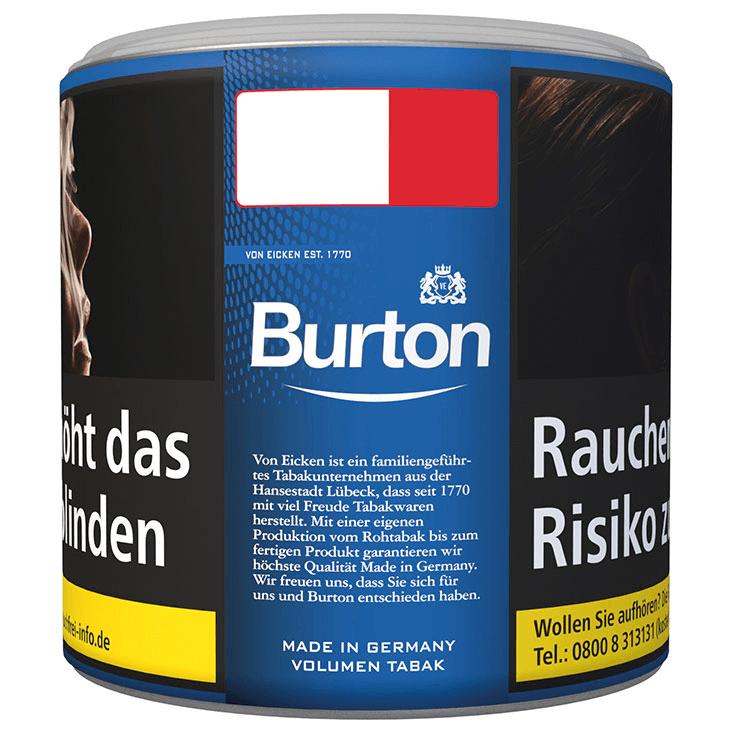 Burton Blue Volumentabak 43g