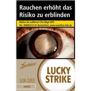 Lucky Strike Amber 7,20 €