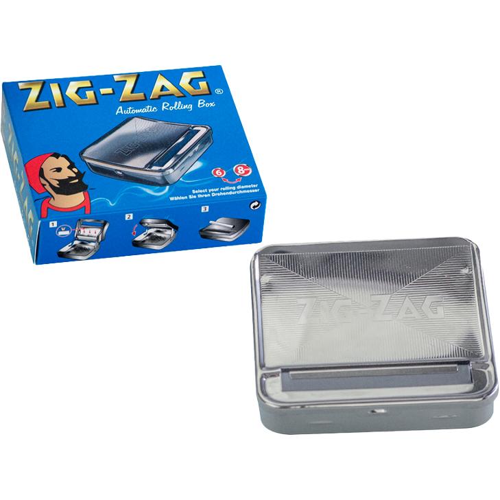 Zig Zag Rolling Box