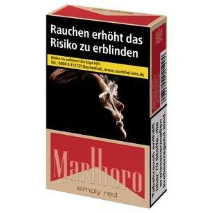 Marlboro Simply Red 7,20 €