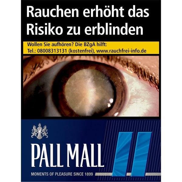 Pall Mall Blue 8,40 €