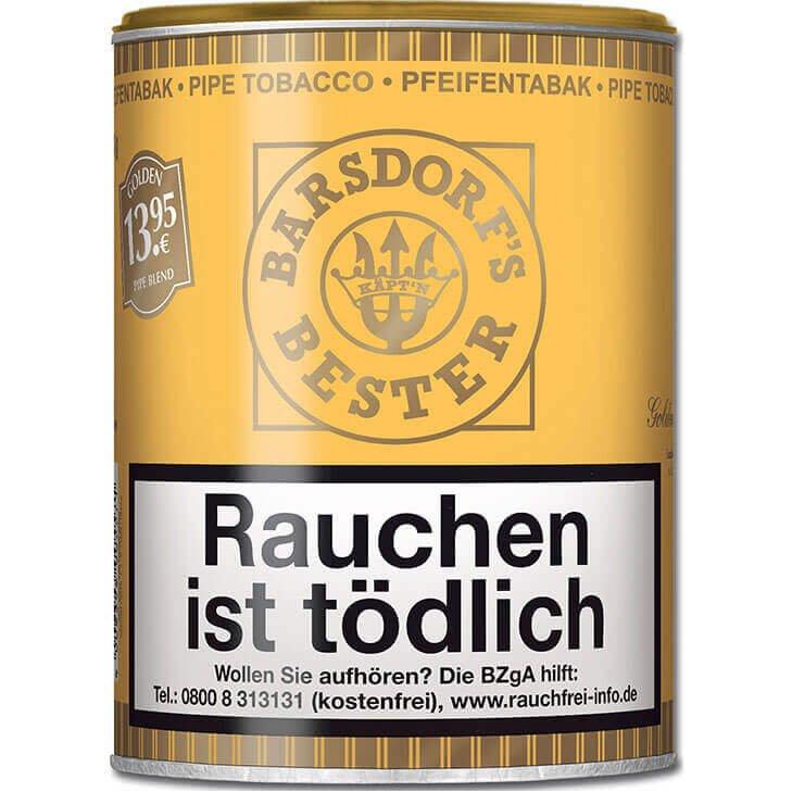 Barsdorf´s Bester Honey & Rum / Gold 160g
