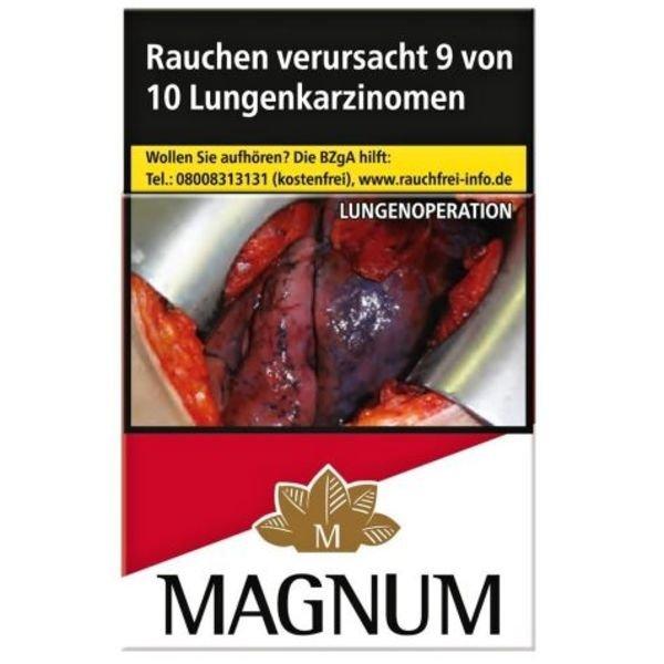 Magnum Red 7 €
