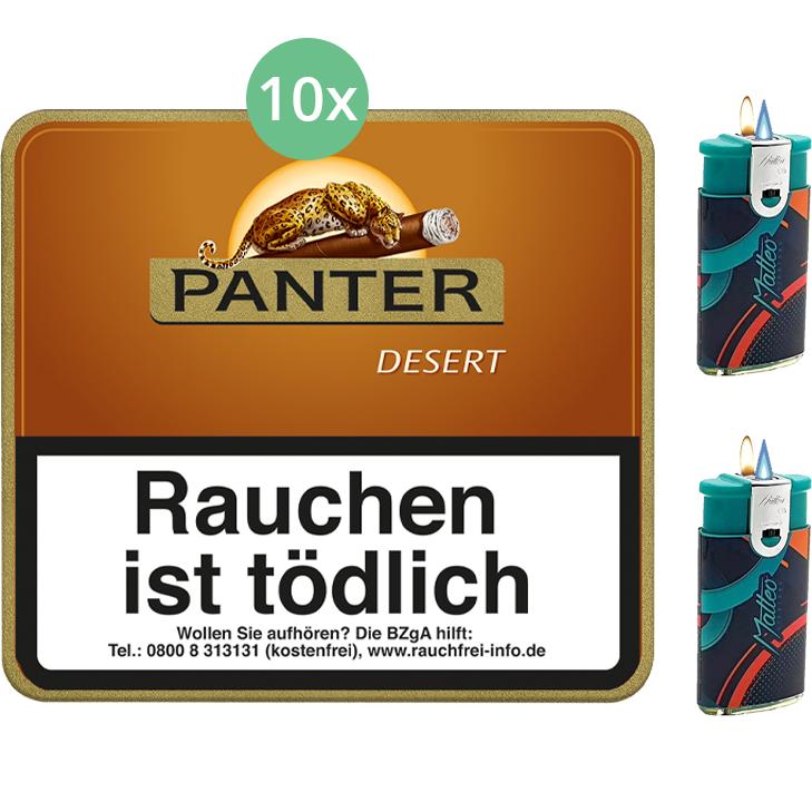 Panter Desert 10 x 20 Stück
