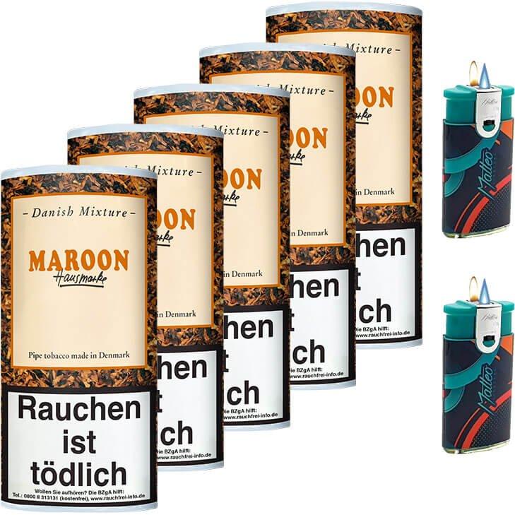 Danish Mixture Maroon 5 x 50g