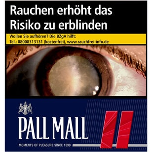 Pall Mall Red 14 €
