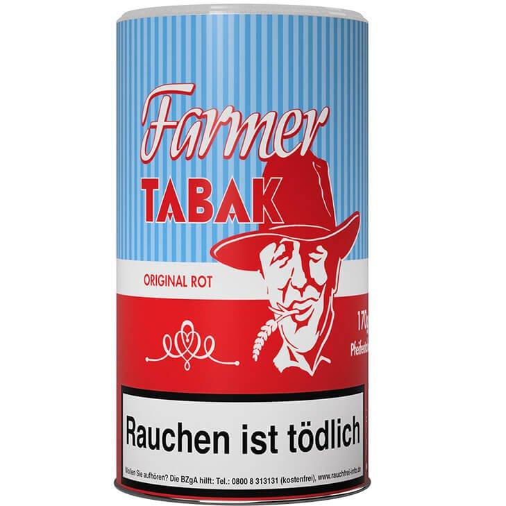 Farmer Pfeifentabak Rot 160g