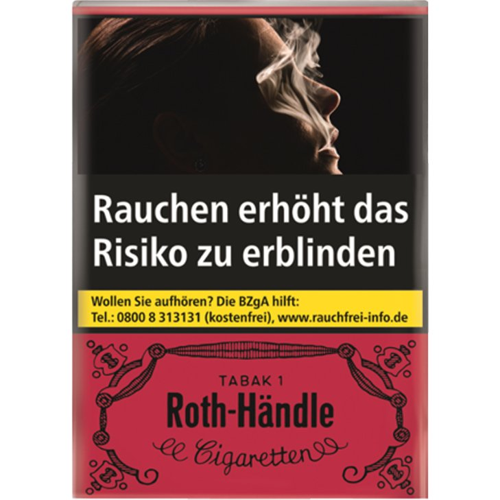 Roth-Händle 7,40 €