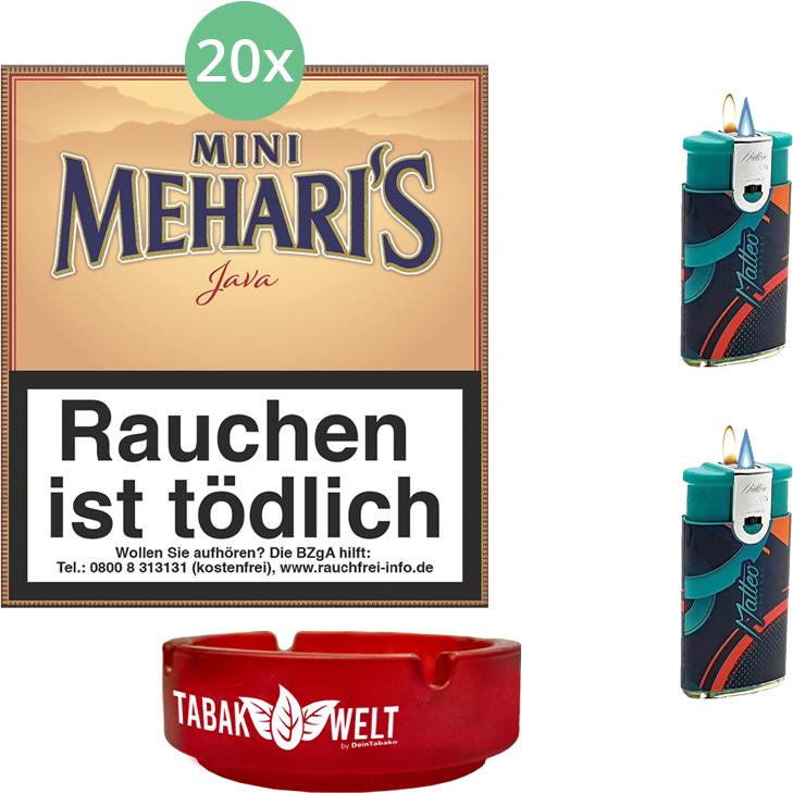 Mehari's Mini Java 20 x 20 Stück