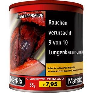 Matrix Red Feinschnitt 55g