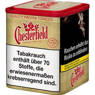 Chesterfield True Red 95g
