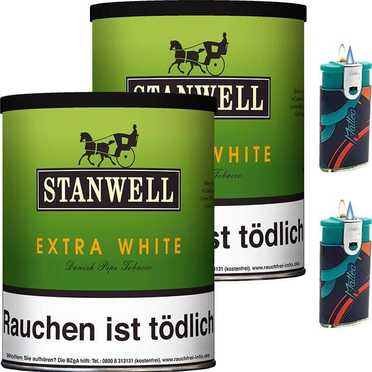 Stanwell Extra White 2 x 100g