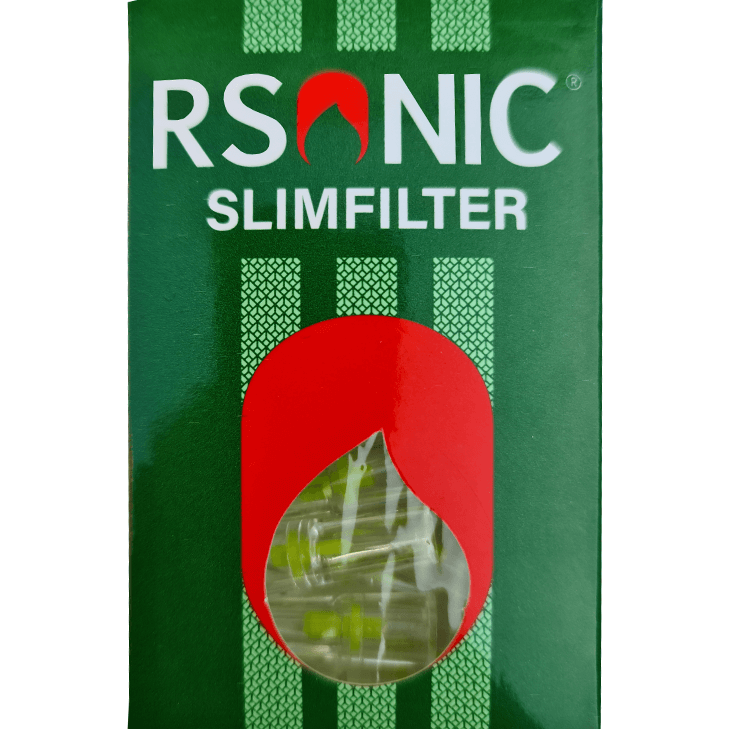 RSonic Slim Filter 25 Stück
