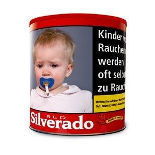 Silverado Cigarette Tobacco Wide Cut Red 50g