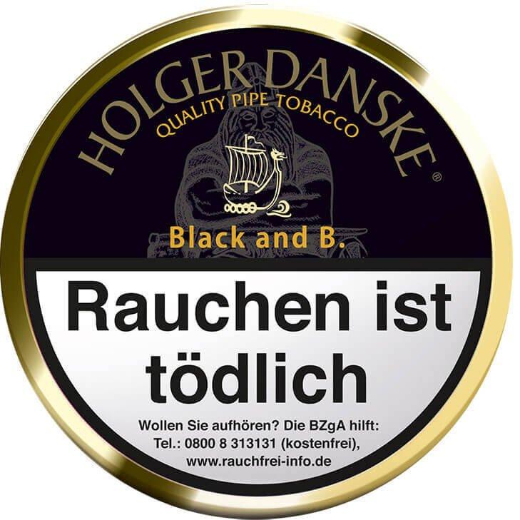 Holger Danske Black and B. 100g